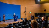 Meetings of the Ministers of Foreign Affairs at NATO Headquarters in Brussels - Press Conference NATO Secretary General