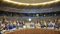 NATO Strategic Overview - 180th Military Committee in Chiefs of Defence Session