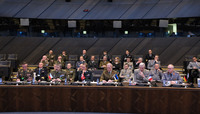 Deterrence - 180th Military Committee in Chiefs of Defence Session