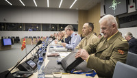 The NATO Military Committee in Permanent Session welcomes the future Republic of North Macedonia as Invitee