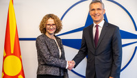 Meetings of the Ministers of Defence at NATO Headquarters in Brussels