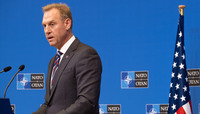 Meetings of the Ministers of Defence at NATO Headquarters in Brussels - Press Conference by the Acting US Secretary of Defense