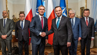 NATO Secretary General visits Poland