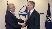 Special Representative for Afghanistan Reconciliation at the US Department of State visits NATO