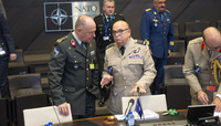 Meeting of the NATO Military Committee in Chiefs of Staff Session - Opening session