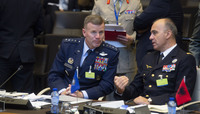 Meeting of the NATO Military Committee in Chiefs of Staff Session - NATO Deterrence and Defence posture