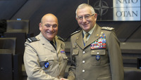 Meeting of the NATO Military Committee in Chiefs of Staff Session - SACEUR's Area of Responsibility