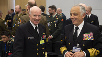 Meeting of the NATO Military Committee in Chiefs of Staff Session - Mediterranean Dialogue