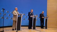Meeting of the NATO Military Committee in Chiefs of Staff Session - Joint Press Conference