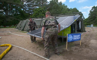 NATO tests smart energy technologies at Exercise Capable Logistician 2019