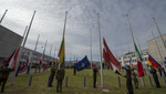 190710a-005.jpg - Flag lowering ceremony at old NATO HQ , 53.70KB