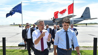 Visit by the NATO Secretary General to Canada