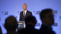Press point by the NATO Secretary General on the INF Treaty