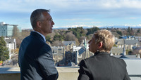 NATO Secretary General visits New Zealand