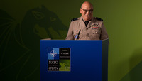 Military Committee Conference in Ljubljana, Slovenia - Joint press conference