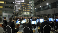 Oxford Philharmonic Orchestra performs at NATO HQ