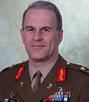 General Gaston Reinig, Chief of Staff of the Luxembourg Army