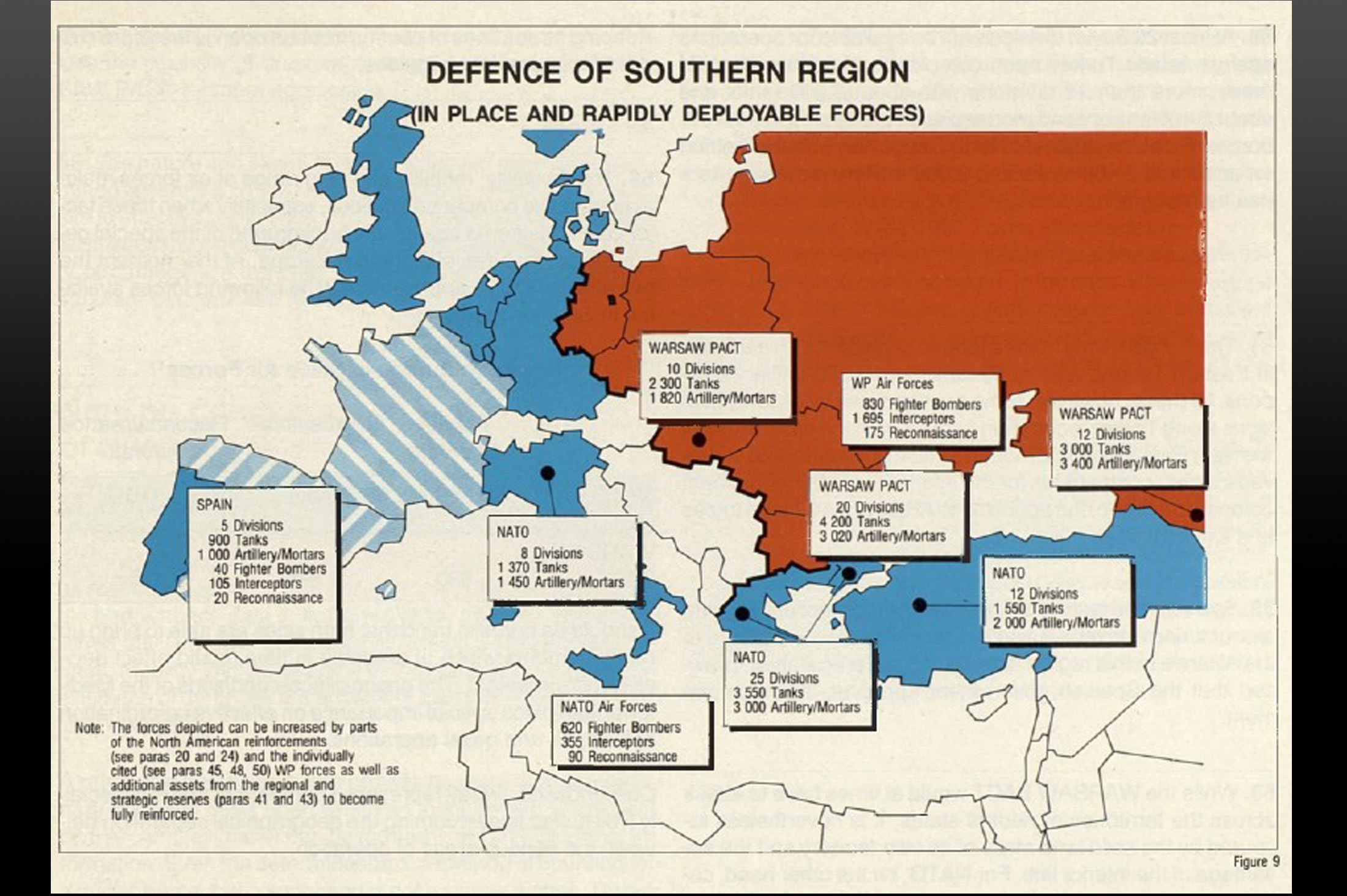 Defence of southern region