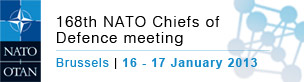 Texts, audios, photos and videos issued at the 168th NATO Chiefs of Defence meeting