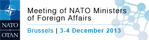 Click here for text, photos, audio and video from the NATO Foreign Ministerial meetings