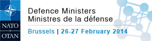 Click here for all statements, photos, audio & video issued at the Defence Ministers' meetings on 26-27 Feb. 2014