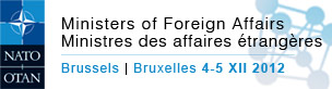 Click here for more information on the December 2012 Foreign Ministers' Meeting