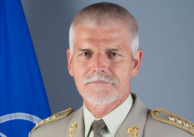 Nato Biography General Petr Pavel Chairman Of The Military Committee