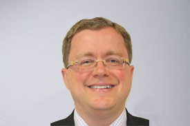 Patrick Turner, Assistant Secretary General for Operations