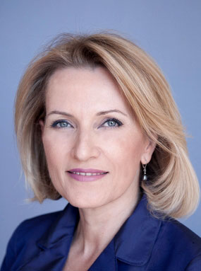 Mimi Kodheli, Minister of Defence of the Republic of Albania