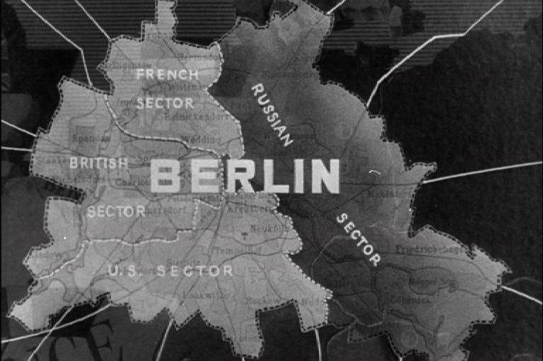 NATO - Declassified: Building the Berlin Wall, 13-Aug.-1961