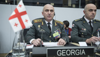 Session on Georgia - 180th Military Committee in Chiefs of Defence Session