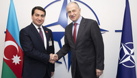 Visit to NATO by the Advisor to the President of the Republic of Azerbaijan - Head of Foreign Policy Affairs of the Presidential Administration