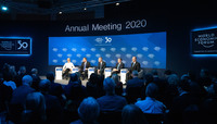 NATO Secretary General at the World Economic Forum Annual Meeting 2020 in Davos