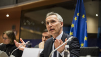 NATO Secretary General addresses the European Parliament