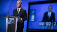 Online press conference by the NATO Secretary General - Meetings of NATO Ministers of Defence