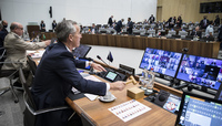 Meeting of the North Atlantic Council via tele-conference - Meetings of NATO Ministers of Defence