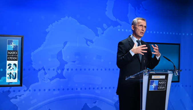 NATO Secretary General highlights the importance of resilience