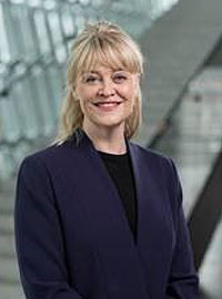 Bryndís Kjartansdóttir, Director General, Directorate of Security and Defence Ministry for Foreign Affairs of Iceland