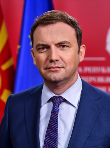 Bujar Osmani, Minister of Foreign Affairs of North Macedonia