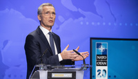 NATO Secretary General's online press conference