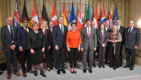 NATO Secretary General attends Defeat-ISIS Defence Ministerial meeting in Germany