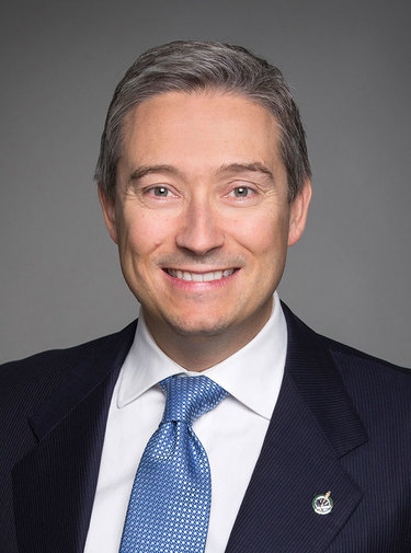 François-Philippe Champagne, Minister of Foreign Affairs of Canada