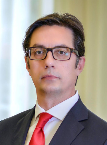 Stevo Pendarovski, President of North Macedonia
