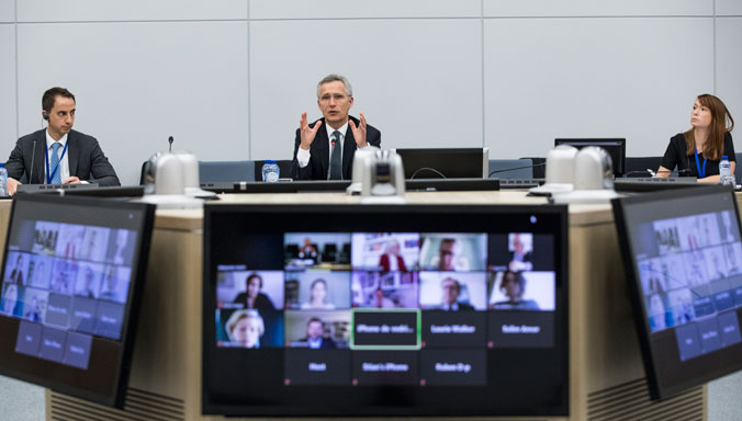 NATO reflection process: Secretary General's first meeting with the group of experts