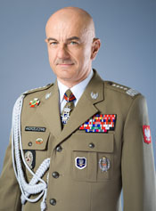 General Rajmund Andrzejczak, Chief of the General Staff of the Polish Armed Forces