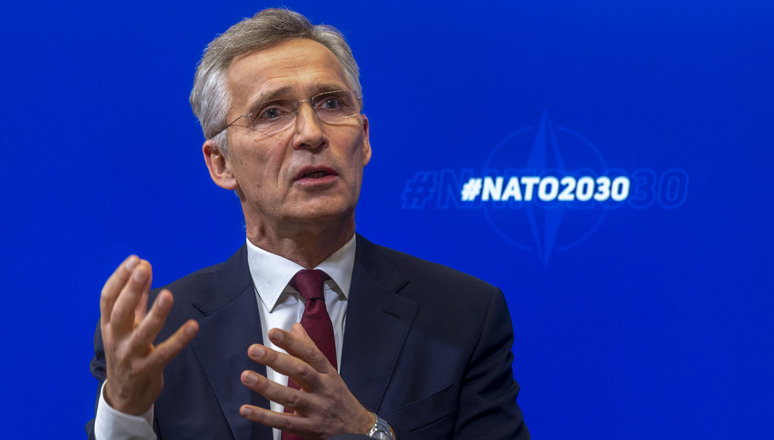 NATO - Opinion: Remarks by NATO Secretary General Jens Stoltenberg on  launching #NATO2030 - Strengthening the Alliance in an increasingly  competitive world, 08-Jun.-2020