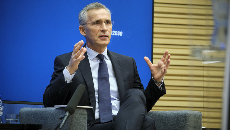 NATO Secretary General underlines the need for NATO to take a more global approach
