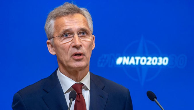 Secretary General launches NATO 2030 to make our strong Alliance even stronger