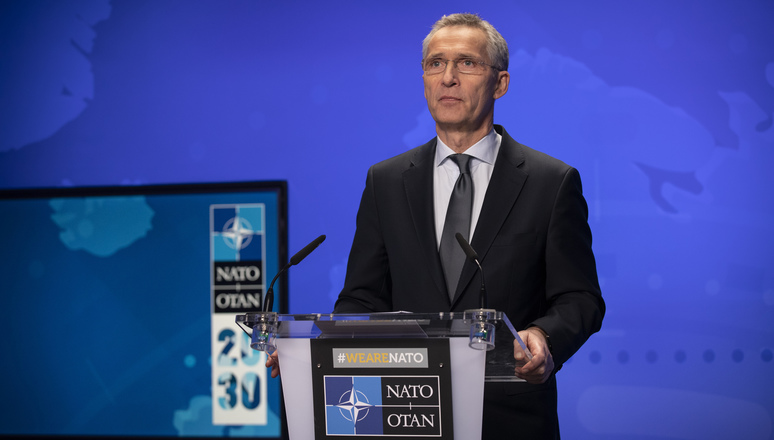 NATO Secretary General: NATO safeguards peace in an unpredictable world