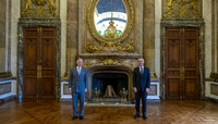 NATO Secretary General meets with the King of the Belgians